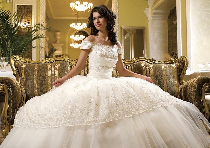 Fashionable Wedding Dress In 2019